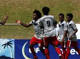 Nueva Caledonia espera vencer a Tahití en un duelo decisivo en la Copa de Naciones de la OFC. FIFA