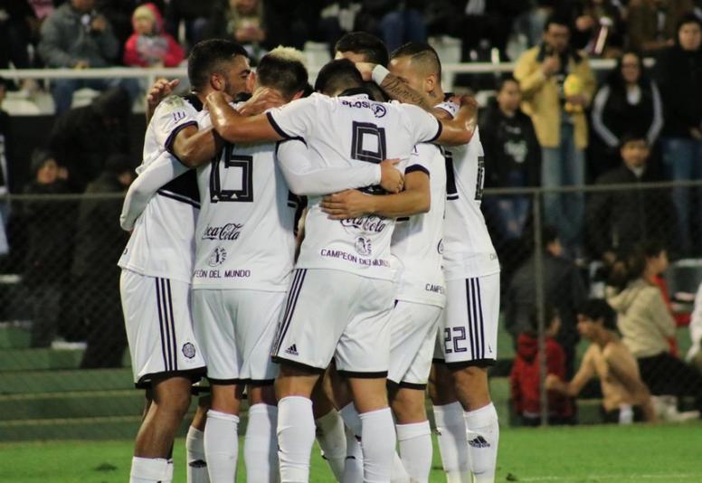 Olimpia ya sabe el rival para la Copa Paraguay. Olimpia