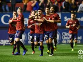 Osasuna recibe al Lugo. LaLiga