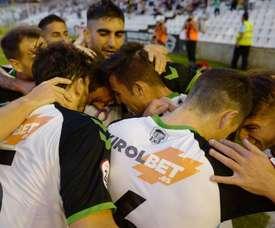 El Racing venció 0-3 en Irún. RealRacingClub