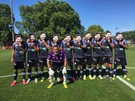 Sacachispas quiso rendir un homenaje a Leo Messi. Twitter/Sacachispas