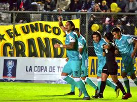 Santaní clasificó a dieciseisavos de final. ClubSantani