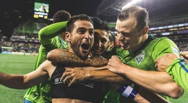 Seattle will face Toronto. Sounders