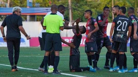 Sporting Miguelito se suma al liderato compartido. SportingSMFC