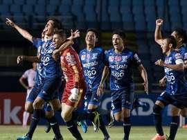 Así fue el partido de ida de la final en Nicaragua. HolaCiudad