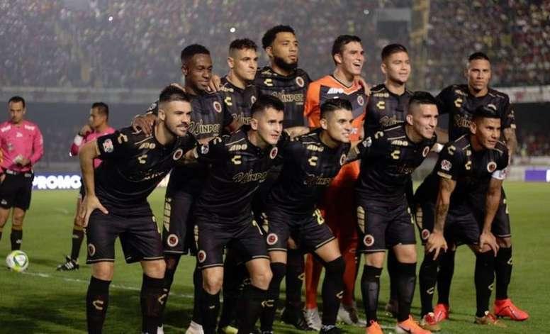 Tres jugadores denuncian a Veracruz ante la Federación Mexicana. Veracruz