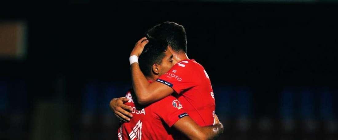 Veracruz volvió a no perder. Veracruz