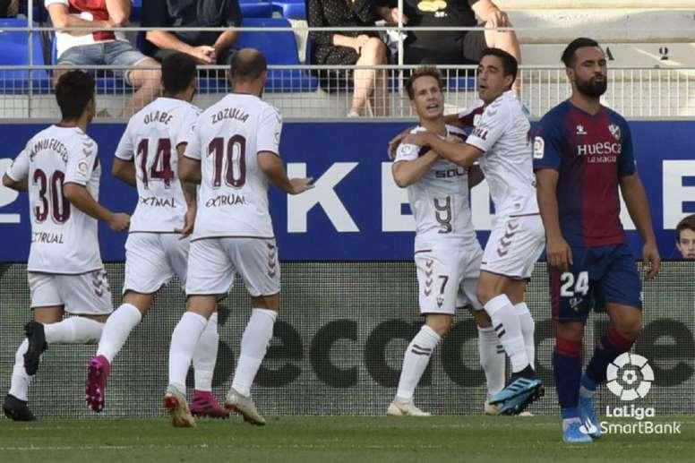 El Albacete quiere mejorar su relación con la afición. LaLiga