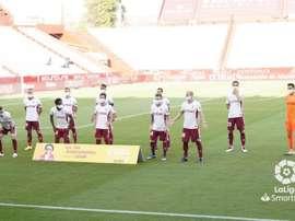 El Albacete confirmó un positivo en la plantilla. LaLiga