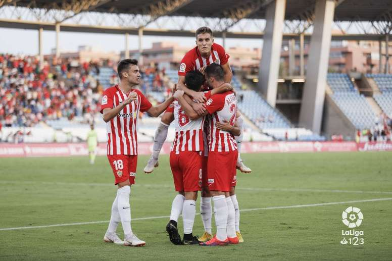 El Almería estará en los dieciseisavos de Copa. LaLiga