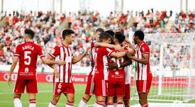 El Almería visitará al Rayo en Vallecas. LaLiga