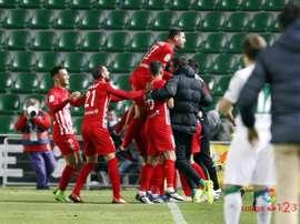El Almería ha estrenado la temporada con victoria. LaLiga