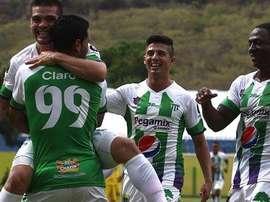 Antigua cae derrotada ante Malacateco, pero sigue líder. Twitter
