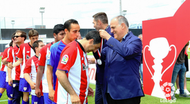 LaLiga Genuine suma otros seis equipos. LaLigaGenuine
