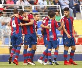 El Atlético Levante lleva cuatro jornadas seguidas sin ganar. UDLevante