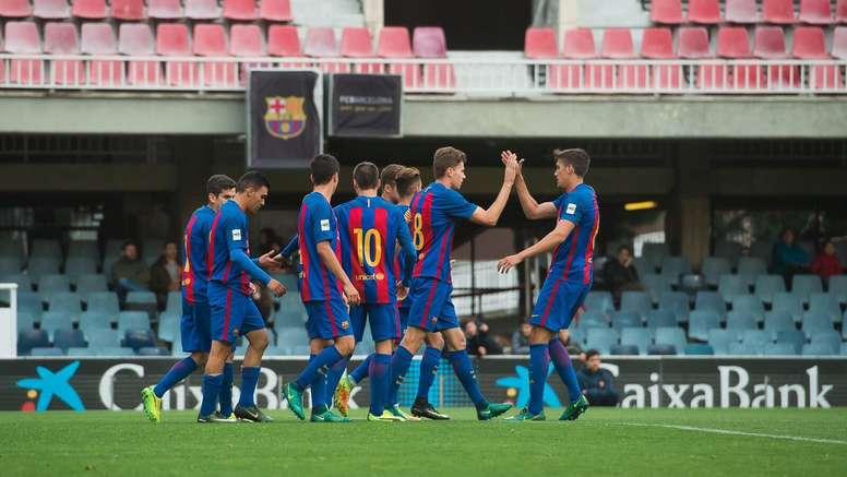 La victoria por 12-0 en el Barcelona B-Eldense está manchada por la sombra de las apuestas. FCBMasia