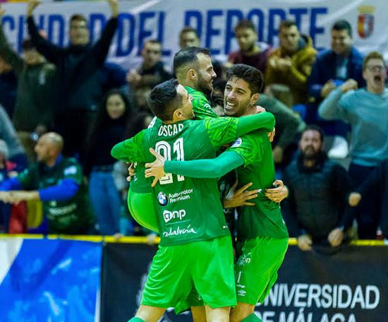 Resoluciones de la temporada 2019-20 de fútbol sala. BeSoccerCDUMAAntequera