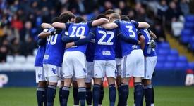 El Birmingham, primer equipo inglés en pedir una rebaja a su plantilla. BCFC