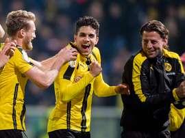 El Borussia Dortmund avanza hasta las semis. BVB