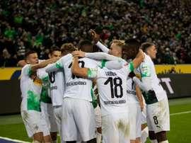 Un 'Gladbach historique menace la dictature du Bayern. Twitter/Borussia_es