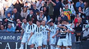 El Castellón medita fichar entre ocho y once jugadores. Twitter/CD_Castellon
