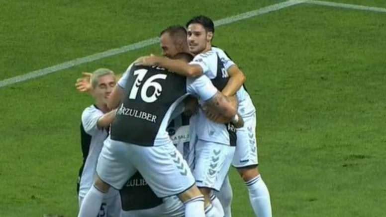 El Castellón confirma tres amistosos ante Valencia, Albacete y Levante. Captura/Footers