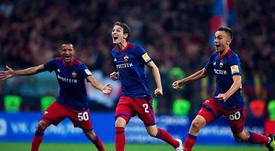 El CSKA conquista la Supercopa. CSKA
