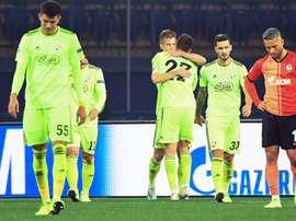 Ucrânia quer retomar sua liga antes de junho. UEFA