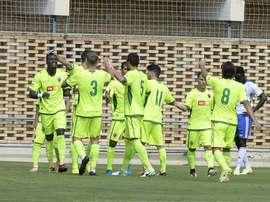 El Elche venció 0-1 al Peña Deportiva. ElcheCFOficial