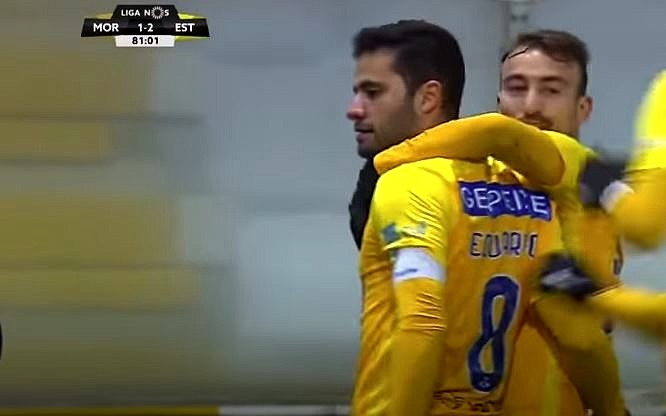El Estoril sigue de dulce. Captura