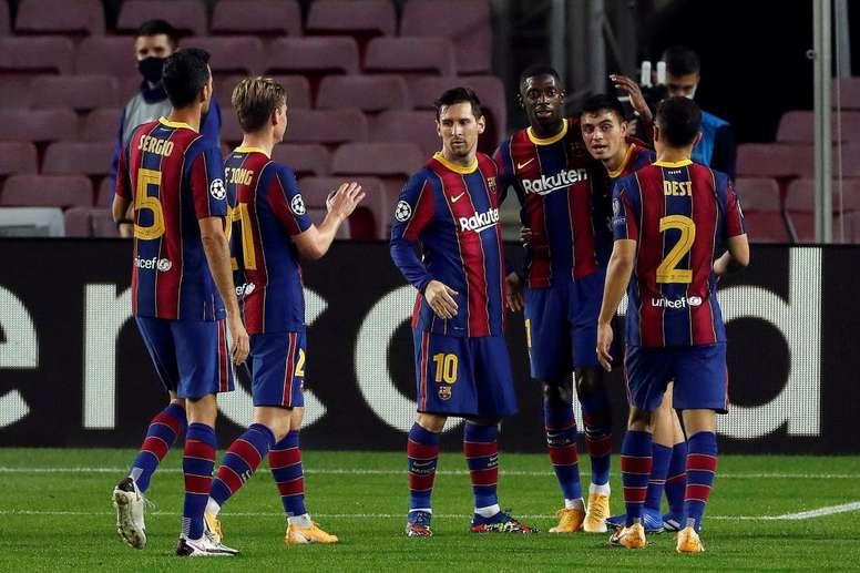 El Barça-Juventus podría contar con 5.000 espectadores. EFE