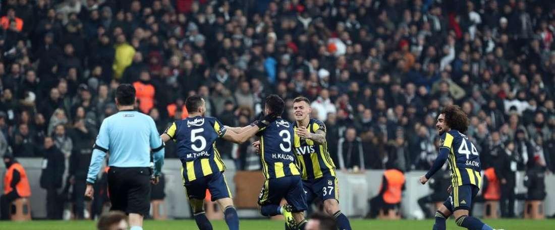 'Remontada' express du Fenerbahçe