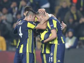 Fenerbahçe é punido por descumprir equilíbrio financeiro. EFE