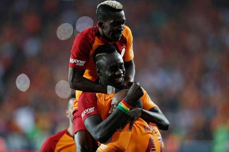 El Galatasaray remontó al Akhisar para llevarse la Copa Turca. Twitter/GalatasaraySK
