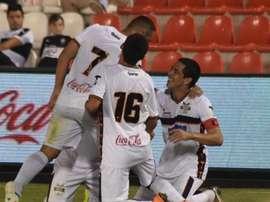 General Díaz empató a cero ante Deportivo de Capiatá. GeneralDiaz