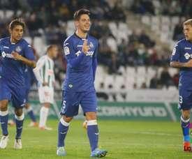 El Getafe goleó en casa al Valladolid. LaLiga
