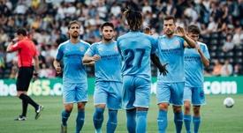 El Albacete y el Girona, a por su primer triunfo. Twitter/GironaFC