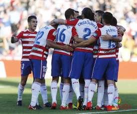 El conjunto andaluz renueva a Aarón y Jean Carlos, que jugaron en el filial esta temporada. LaLiga