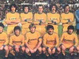 El día que el Hellas Verona conquistó Italia en Bérgamo. HellasVeronaFC
