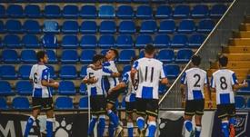 El Hércules venció al filial del Girona. Hercules
