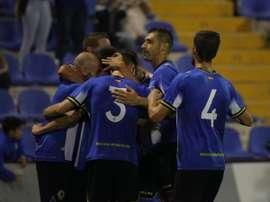 Primera victoria a domicilio de la temporada. CFHércules