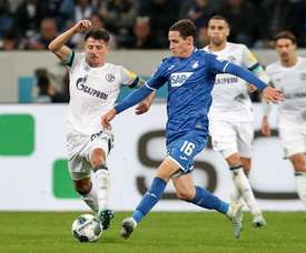 Schalke missed their opportunity to lead the way in the Bundesliga. Schalke04