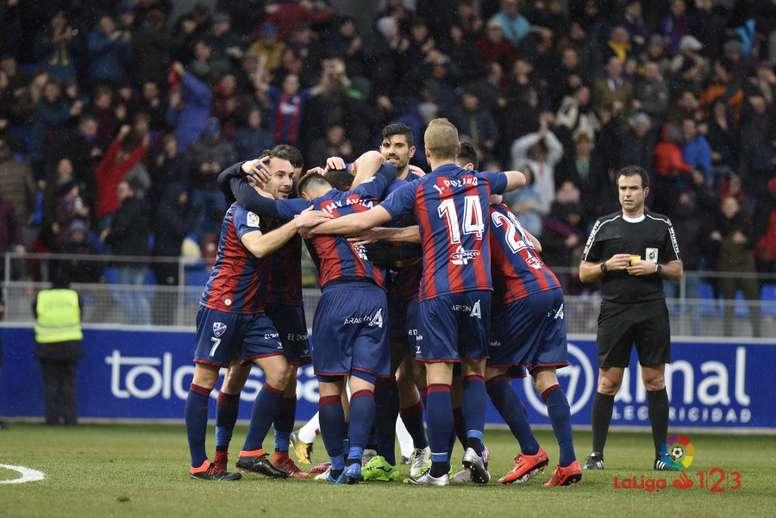 Rayo y Huesca se miden en Vallecas. LaLiga