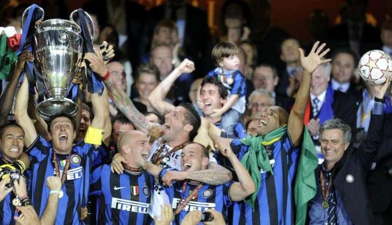 Siete finales de Champions que se jugaron en España. AFP