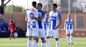 El Leganés se lanzará al ataque por el fichaje de Makanjuola. Twitter/CDLeganes
