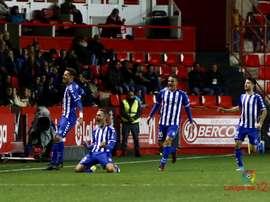 El Lora también conquistó Tarragona. LaLiga