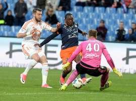 El Lorient vuelve a las andadas. MHSC