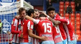 El Lugo se enfrenta al Cádiz en la próxima jornada. Twitter/CDeportivoLugo
