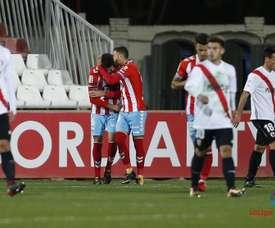 Tres jugadores del Sevilla Atlético fueron sancionados con un partido. LaLiga
