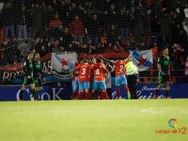 El Lugo recibe al Oviedo. LaLiga